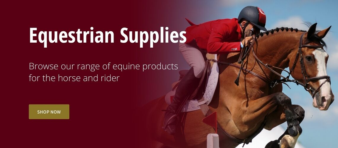Shop Equestrian Supplies