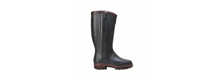 bas prix 72455 ce242 Aigle Parcours 2 Iso Open Wellington Boots - Bronze (Dark Green)