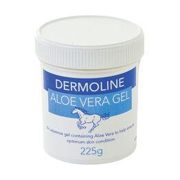 Dermoline Aloe Vera Skin Treatment Gel For Horses - 225g
