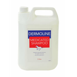 Dermoline Medicated Shampoo - 5 litre