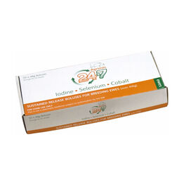 Agrimin 24-7 Iodine, Selenium & Cobalt Sheep Bolus - 50 x 48g