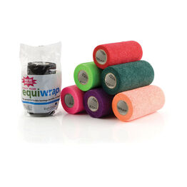 Robinson Equiwrap Stretch Bandages For Horses - Multipack of 24