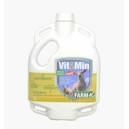 Greencoat Vit&min Sheep Supplement With Copper - 1 Litre