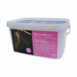 Hilton Herbs Equine DeTox Natural Supplement