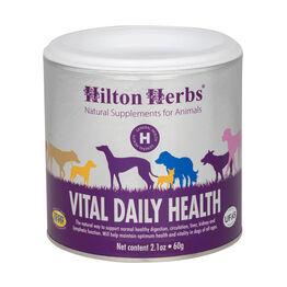 Hilton Herbs Vital Daily Pet Health Supplement (125g Tub)