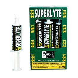 2:2:1 Superlyte Syrup Paste - 3 x 70g syringe