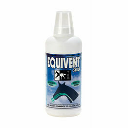 Equivent Black Syrup Throat Relief  - 1 Litre