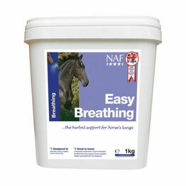 NAF Equine Easy Breathing Herbal Supplement - 1kg