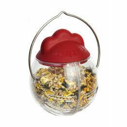 Peck-It Poultry Treat Feeding Dispenser