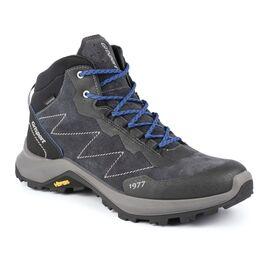 GRS Footwear Men's Terrain Walking Boot - Grey