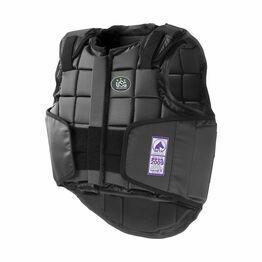 USG Flexi Panel Children's Body Protector - Black