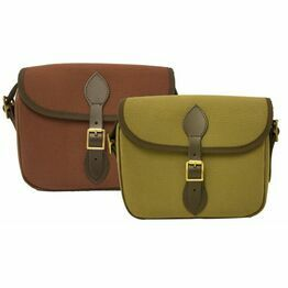 Bisley Canvas Shooting Cartridge Bags