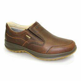 Grisport Melrose Active Slip-On Shoes - Brown