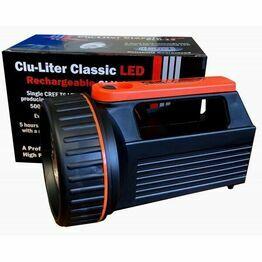 Clulite (CLU13) Clu-Liter Classic LED Torch
