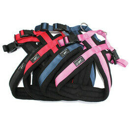 MIRO&MAKAURI Premium Fleece Padded Dog Harness
