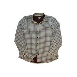 Hoggs of Fife Erin Ladies Jersey-lined shirt
