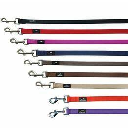 Miro&Makauri Nylon Leads with Padded Handle - 20mm x 120cm