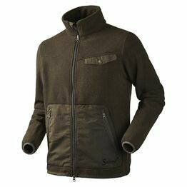 Seeland Men's Scout Fleece Jacket - Brown
