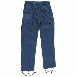 Blue Castle Navy Combat Trousers