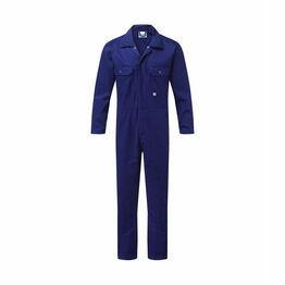 Castle Navy Stud Boiler Suit