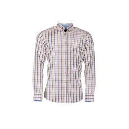 Baleno Anderson Long Sleeve Green Check Shirt