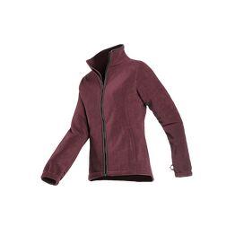 Baleno Sarah Ladies Fleece Jacket - Plum