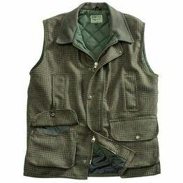Hoggs Invergarry Tweed Field Waistcoat