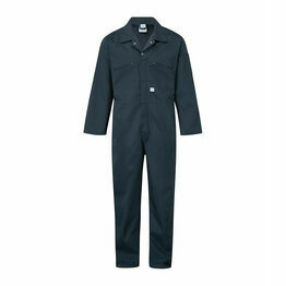 Blue Castle Zip Boiler Suit - Spruce Green 366