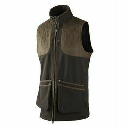 Seeland Winster Softshell Waistcoat - Black