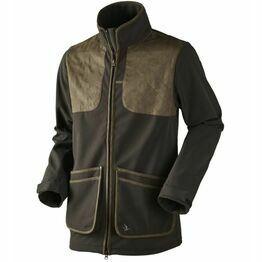 Seeland Winster Softshell Black Coffee Jacket