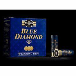 Gamebore Blue Diamond 9/28 Fibre Per 25 Competition Shotgun Cartridges 12g