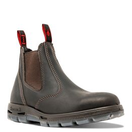 Redback Safety Dealer Boots - Brown Style USBOK