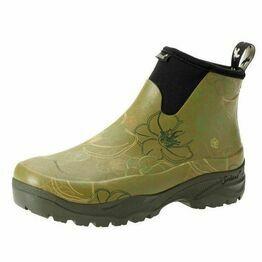 """Seeland Rainy Lady 6.5"""" Wellington Boot - Green"""