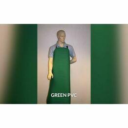GDT Green PVC Apron
