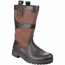 Cotswold Ascot Waterproof Pull On Wellington Boots