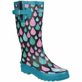 Cotswold Burghley Waterproof Pull On Wellington Boots