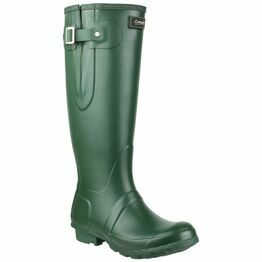 Cotswold Green Rubber Windsor Wellington Boots