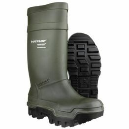 Dunlop Purofort Thermo+ Full Safety Wellington Boots