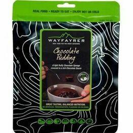 Wayfayrer Chocolate Pudding With Sauce