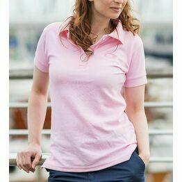 Baleno Steffi Ladies Polo Shirt - Pink