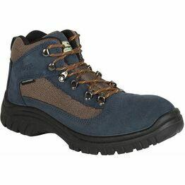 Hoggs Rambler Navy Hiking Boots - Navy Blue