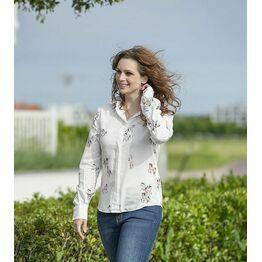 Baleno Stephanie Shirt - Horse Print