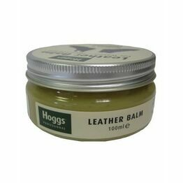 Hoggs Wax Leather Balm Conditioner & Restorer - 100ML