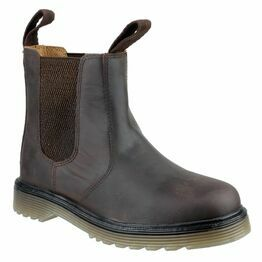 Amblers Chelmsford Slip On Dealer Boots (Brown)