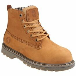 Amblers Safety FS103 Goodyear Welted Lace Up Boots (Tobacco)