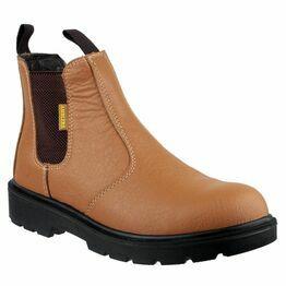 Amblers Safety FS115 Dual Density Dealer Boots (Tan)
