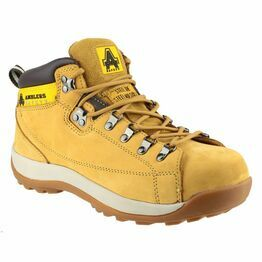 Amblers Safety FS122 Hardwearing Lace up Safety Boots (Honey)