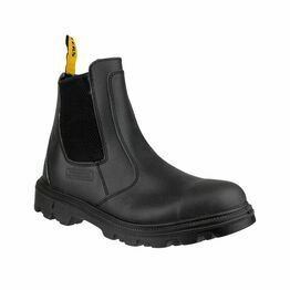 Amblers Safety FS129 Water Resistant Pull On Dealer Boots (Black)