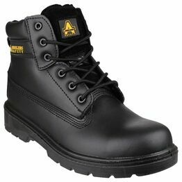 Amblers Safety FS12C Metal Free Safety Boots (Black)