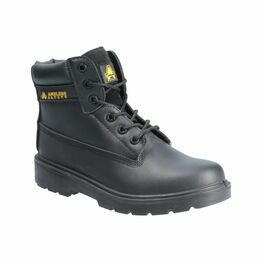 Amblers Safety FS12C Metal Free Hardwearing Safety Boots (Black)